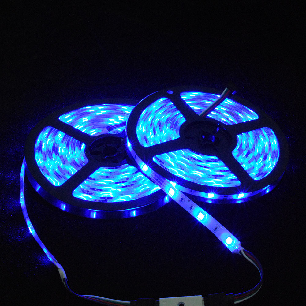 5m 20m rgb led strip band leiste fernbedienung netzteil trafo lichterkette 12v ebay. Black Bedroom Furniture Sets. Home Design Ideas